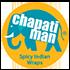 Chapati Man Logo