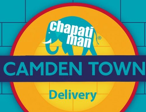 Chapati Man coming to Camden soon!